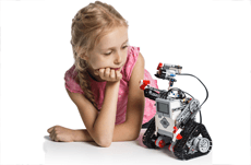 AIは子どものように学んで進化していく