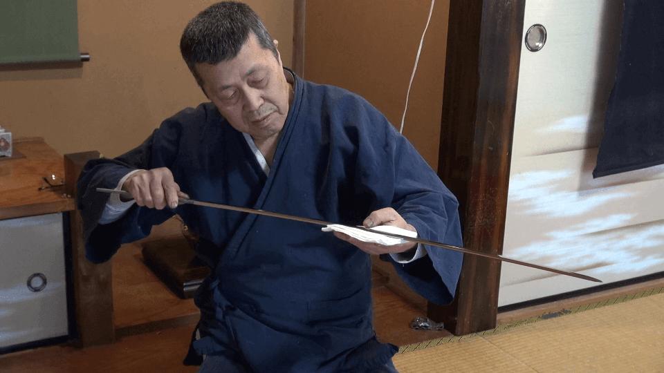 刀の本来の目的は「守り刀」として家や個人を守ること