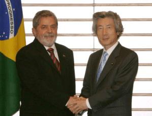 カルドーゾ大統領とルーラ大統領によるブラジルの発展