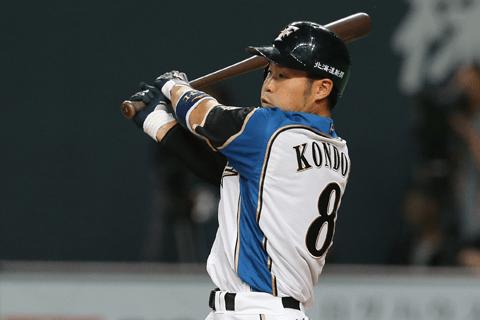 開幕ダッシュ成功! 日本ハム・近藤健介と広島・丸佳浩は打率4割&出塁率5〜6割。西武は8連勝!